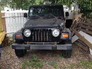 1998 Jeep TJ Sport