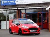 2016 16 FORD FIESTA 1.0 ZETEC S RED EDITION 3DR (140)