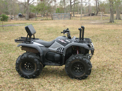 TriangleATV RISER SNORKEL KIT 2002-2008 Yamaha Grizzly 660 ATV for sale  Shipping to Canada