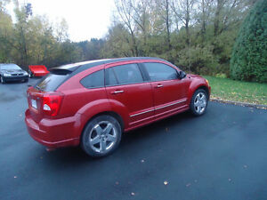 2007 Dodge Caliber rt cuir 4X4  BAS KILO