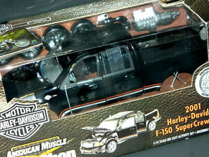 1/18 2001 Harley-Davidson Ford F-150 Super Crew Pickup Kit