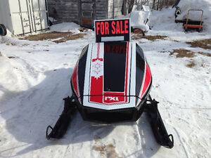 1993 Polaris Storm 750 conversion to RXL