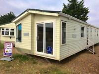 Static Caravan Clacton-on-Sea Essex 3 Bedrooms 8 Berth Willerby Legacy 2011 St