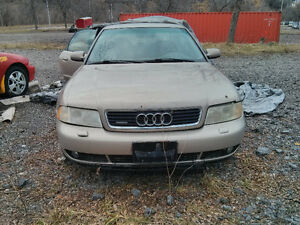 1999 Audi A4 1.8T Quattro Sedan - Fix or for Parts