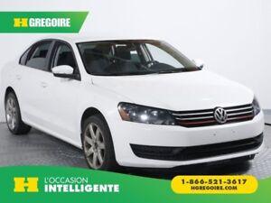 2013 Volkswagen Passat Trendline AUTO A/C SIEGE CHAUFFANT VITRE