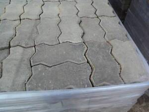 COMMERCIAL Interlock pavers..80mm thick...HALF NEW PRICE.... North Plympton West Torrens Area Preview