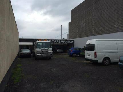 YARD AND OFFICE SPACE IN PROMINENT LOCATION IN BUSY HIGH STREET Reservoir Darebin Area Preview