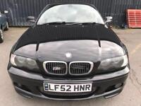 2002 BMW 3 Series 3.0 330Ci Sport 2dr