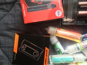 SUG OHM VAPE KIT, EVERYTHING INCLUDED $40 OBO