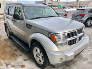 2008 Nitro SLT 4X4, Mint , Low, Low Klms, MUST SEE and DRIVE