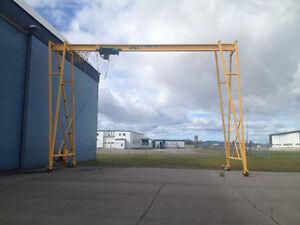 3 tonne mobile gantry