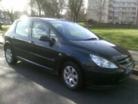 Peugeot 307 2.0HDi 90 ( a/c ) 2003MY S