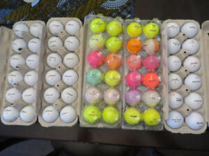 Re-Teed Good Quality Used Golf Balls