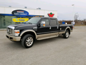 Ford f350 king ranch 4x4 2008