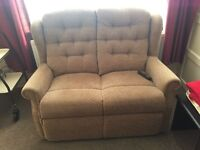 2 seater sofa and 2 chairs