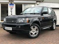 2006 06 Land Rover Range Rover Sport 2.7TD V6 auto SE~LOW MILES WITH FSH+2KEYS~