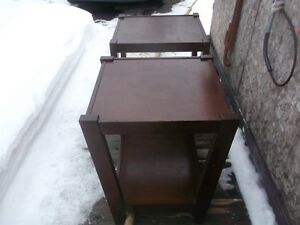 end tables /table and chairs