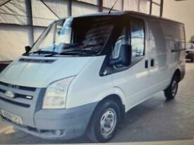 2008 Ford Transit Low Roof Van TDCi 85ps PANEL VAN Diesel Manual