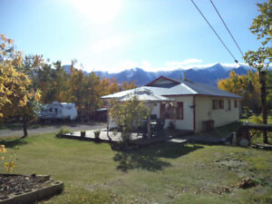 House for rent in Haines Junction available September 2018