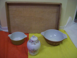 ***1/2 PRICE*** PYREX, BAKERS BOARD/KAISER * SEE EACH PRICE