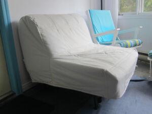 Fauteuil- lit dépliable IKéa