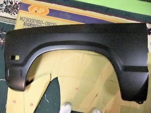 Ford Courier-Mazda B2000 front fenders
