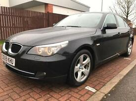 2009 BMW 5 SERIES 520d SE Business Edition 4dr Step Auto [177]