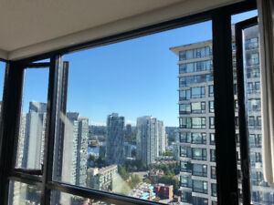Water view One bedroom Condo  in Downtown  Yaletown Vancouver