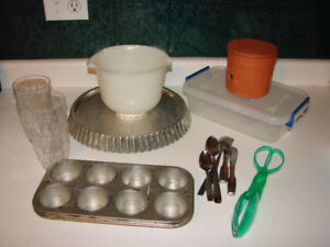 Dishes - $5 for the lot