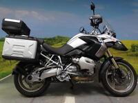 BMW R1200 GS 2009 LOW MILEAGE! ** ESA FULL BMW LUGGAGE FSH**