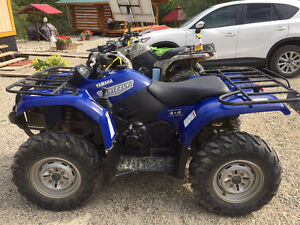 ATV Yamaha Grizzly 450 4x4