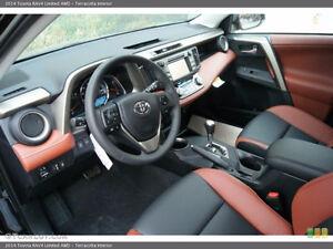 2014 Toyota RAV4 Limited SUV, Crossover
