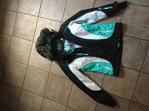 Women Diva snowgear winter jacket size Lg