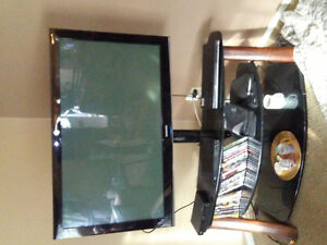 """Samsung 50"""" with stand 400.00"""