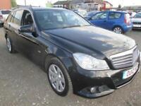 2012 MERCEDES BENZ C CLASS C200 CDI BlueEFFICIENCY SE 5dr Auto