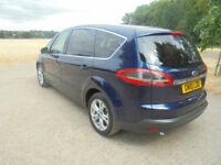 Ford S-MAX 2.0TDCi ( 140ps ) Titanium