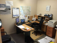 Great Finished Space Available Dec 1 - First 2 months free!!