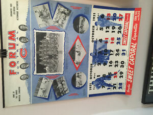Montreal Canadians collection Belleville Belleville Area image 1