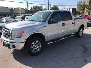 2009 Ford F-150 SuperCrew XLT 4X4 CAMERA..PERFECT CONDITION