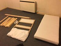 Bed for children ikea sniglar and mattress