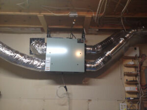 HVAC/HRV/Air/ex/Ductcleaning