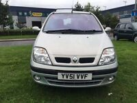 Renault Megane scenic 1.6 in very good condition drives excellent