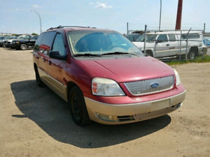 2004 FORD FREESTAR 280 HWY KMS ASKING $1600