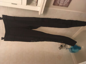 Lululemon Tights with mesh