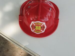 Fireperson Hat - RED Belleville Belleville Area image 1