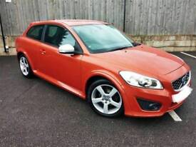 Volvo c30 immaculate 2.0D R-Design 2010 66k miles