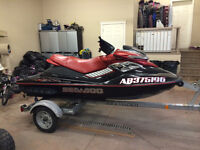 2006 Seadoo RXP Supercharged 72mph