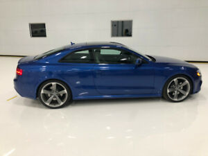 2014 Audi RS 5 4.2 7 speed S tronic Coupe