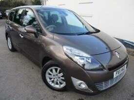 2011 RENAULT GRAND SCENIC PRIVILEGE TOMTOM DCI FAP MPV (MULTI-PURPOSE VEHICLE) D