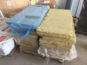Insulation, blow-in and roxul - NEED TO SELL